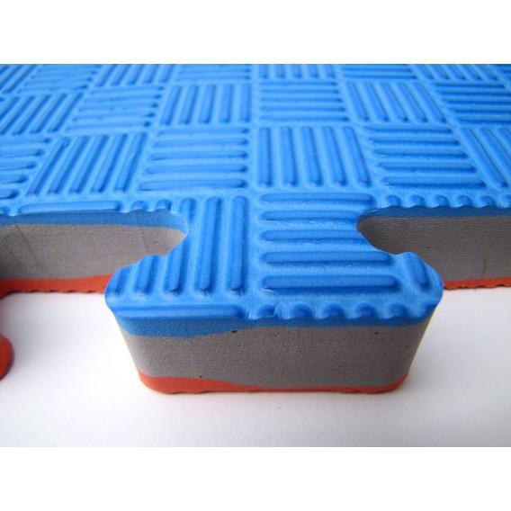 SET 10 PCS | Tatami Puzzle PRO 2,5 cm | Karate Taekwondo