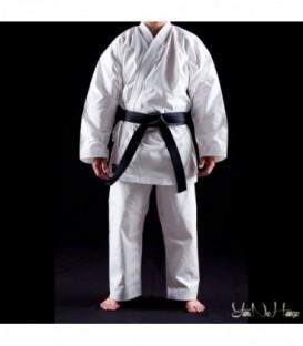 Karate Gi Shuto Training | Karate Gi Weiß 10 Unzen leicht | Karate Anzug Weiß