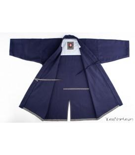 Nami Kendo Gi Blue | Handgefertigter Kendogi