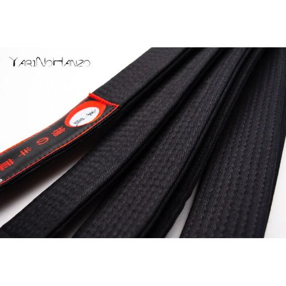 Gürtel für Karate und Judo SCHWARZ | Karate Judo Obi